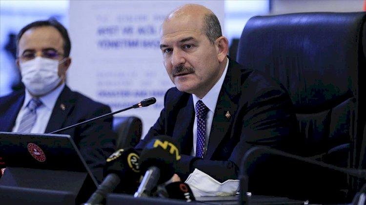 Koronavirüse yakalanan Süleyman Soylu hastanede