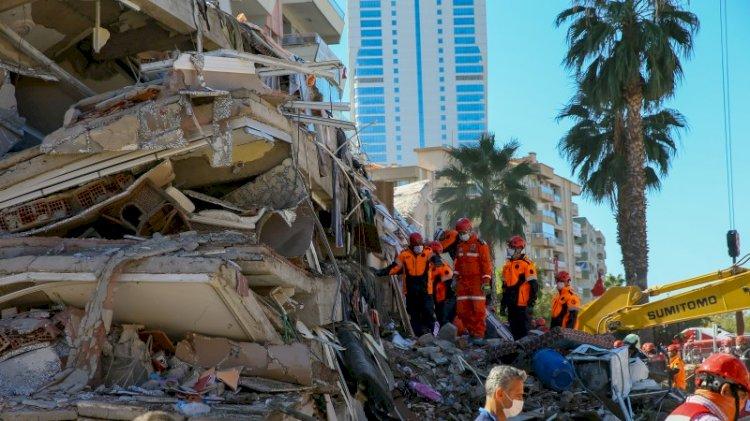 Doç. Dr. Özmen: İzmir depremi beklenen bir depremdi