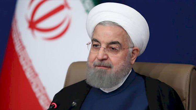 Ruhani'den Biden'a 'geçmişteki hataları telafi et' çağrısı