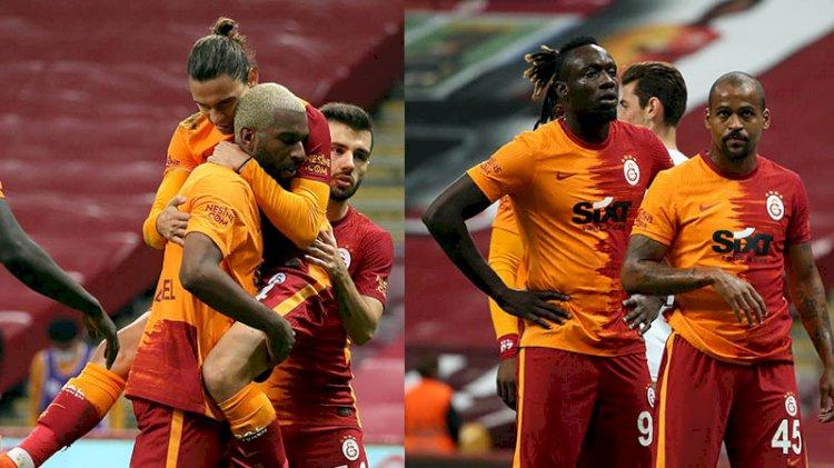 Galatasaray - MKE Ankaragücü maç sonucu