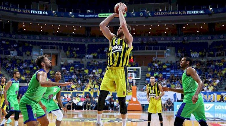 Kıran kırana maçta Fenerbahçe tek sayıyla kazandı