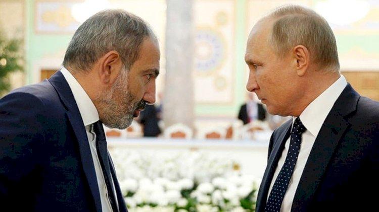 Putin'e gönderilen mektupla ilgili çarpıcı açıklama: Paşinyan mağlubiyeti kabul etti