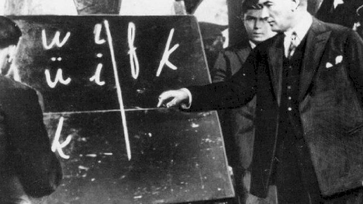 92 yıl önce bugün Harf Devrimi kabul edildi