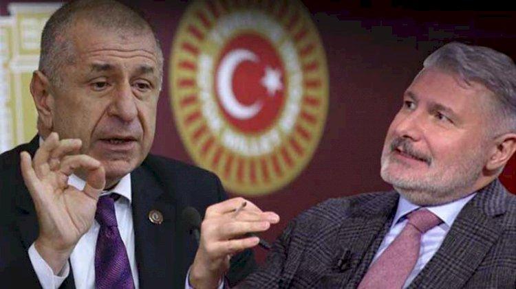 Ümit Özdağ, Bahadır Erdem'e Davutoğlu'nun partisini adres gösterdi