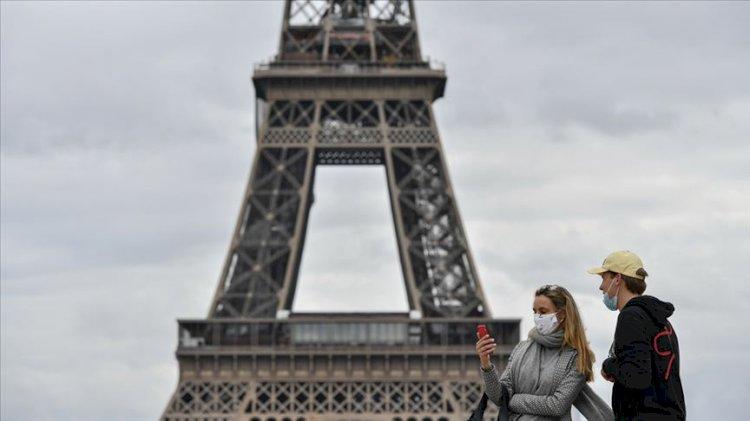 Fransa'da korona kabusu devam ediyor... İşte son rakamlar