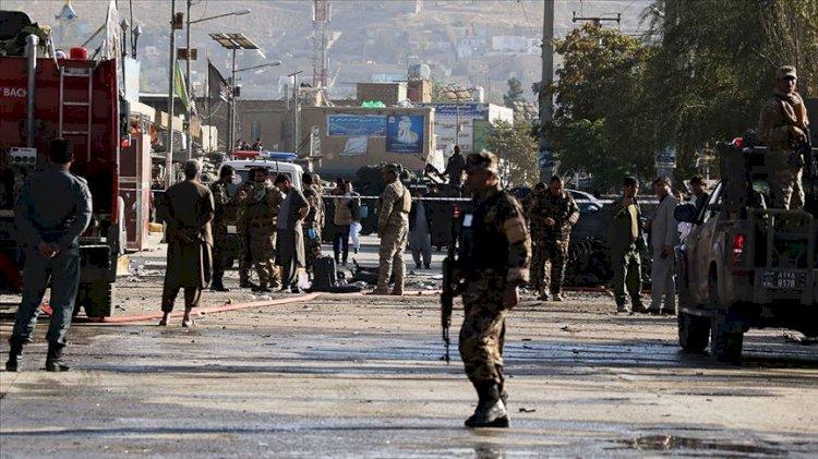 Kabil Üniversitesi'ne bombalı ve silahlı saldırı! 19 kişi can verdi