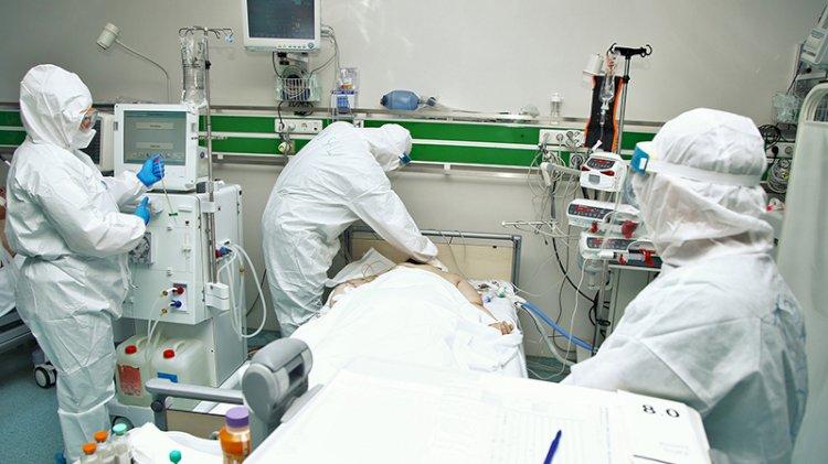 'Yoğun bakımlarımız doldu, doktorlar hasta seçmek zorunda kalacak'