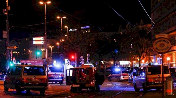 Yaralanmasına rağmen iki kişiyi kurtardı: 'Dün gece Viyana'da iki kahraman vardı'