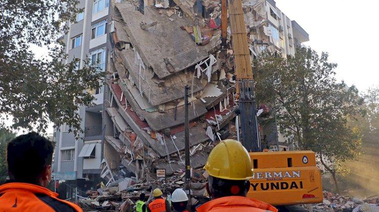 Depremle ilgili korkunç detay! Çöküşün nedeni...