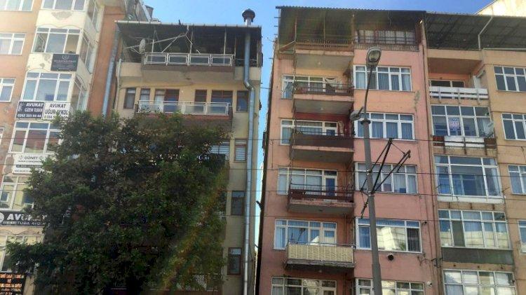 Kiralık tabutlar... Bin 500 hasarlı binayı kiraya vermişler
