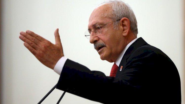 Kılıçdaroğlu: Deprem vergileri nerede diyoruz, kıyamet kopuyor