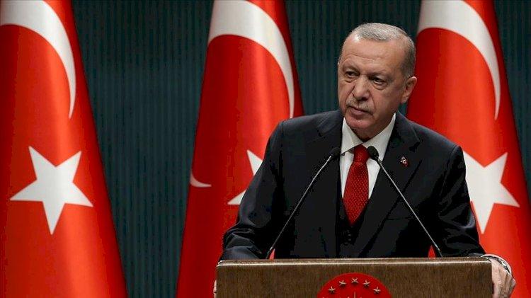 Erdoğan açıkladı: Sokağa çıkma kısıtlaması geldi