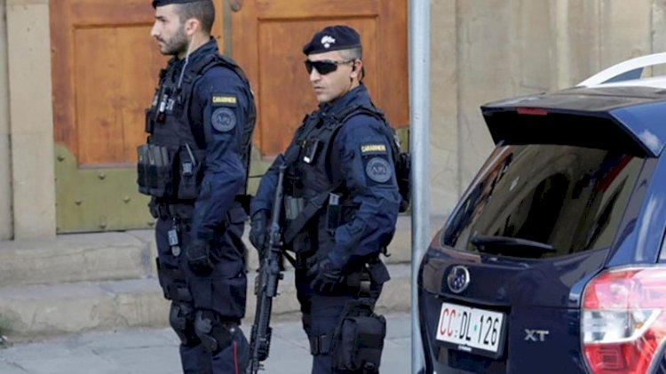 Milano'da 'İtalyan işi' soygun: Kanalizasyondan girip banka soydular