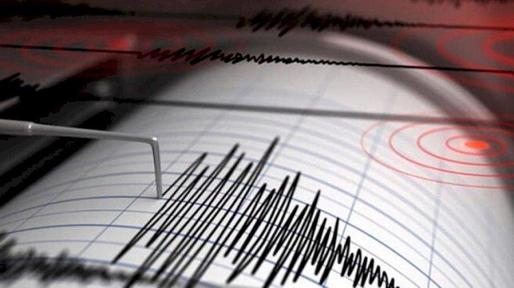 Kuşadası körfezinde 4.2 büyüklüğünde deprem