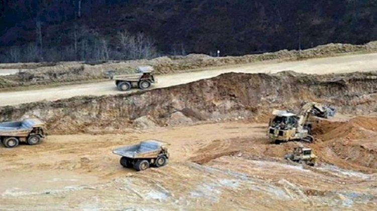 Azerbaycan tespit etti! İşgal edilen topraklarda yasadışı altın madenciliği