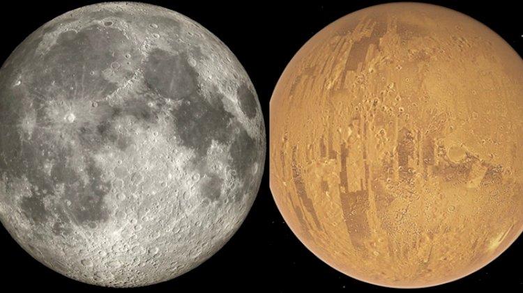 Bilim adamları şaşkına döndü: Ay'ın ikizi bulundu