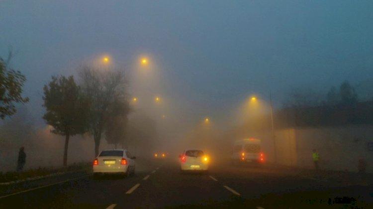 Sisli havalarda koronavirüs tehlikesi