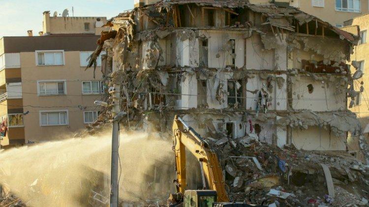 Cinayeti gördü... 'İlk depremde yıkılacağını biliyorduk'