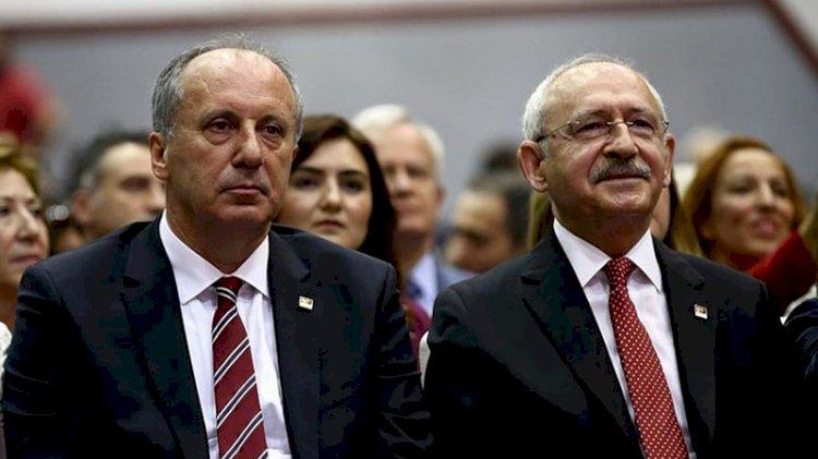 Kılıçdaroğlu'nun 'belli kişilere para verildi' iddiasına Muharrem İnce'den sert yanıt