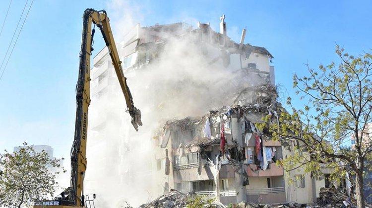 'Betonu kürekle kırılacak kadar dayanıksız'