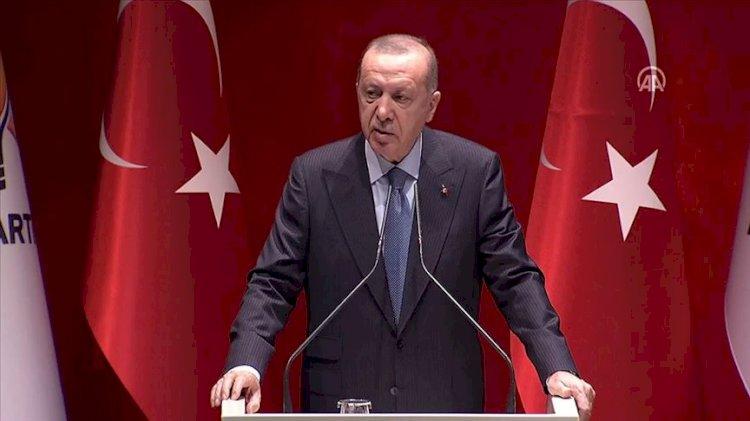 Erdoğan: CHP'nin Sözcüsü'nün dedesi İçişleri Bakanı'yken Erzincan depreminde 33 bin insan öldü