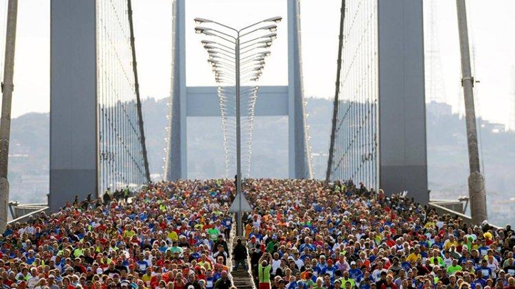Bu sene İstanbul Maratonu'nda ilklerin senesi