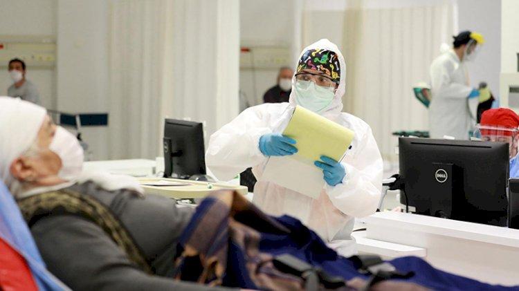 Koronavirüs tablosu açıklandı: Ağır hasta sayısı artıyor
