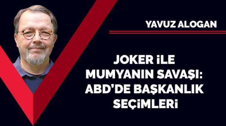 Joker ile mumyanın savaşı: ABD'de başkanlık seçimleri