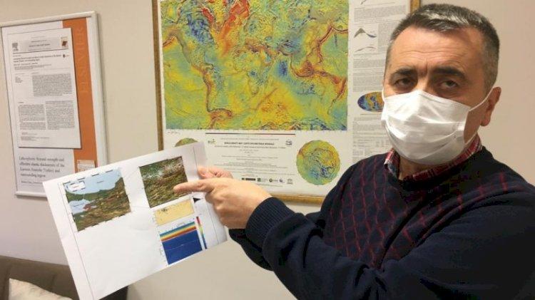 Prof. Dr. Oruç, Kuzey Anadolu fay hattının güney kolu için uyardı