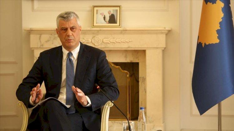 İstifa eden Kosova Cumhurbaşkanı gözaltına alındı
