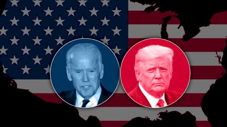 ABD seçimlerinde kaos sürüyor... Kazanan kim belli değil