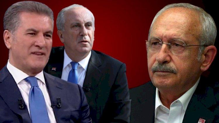 Kılıçdaroğlu-İnce kavgasına Sarıgül de girdi