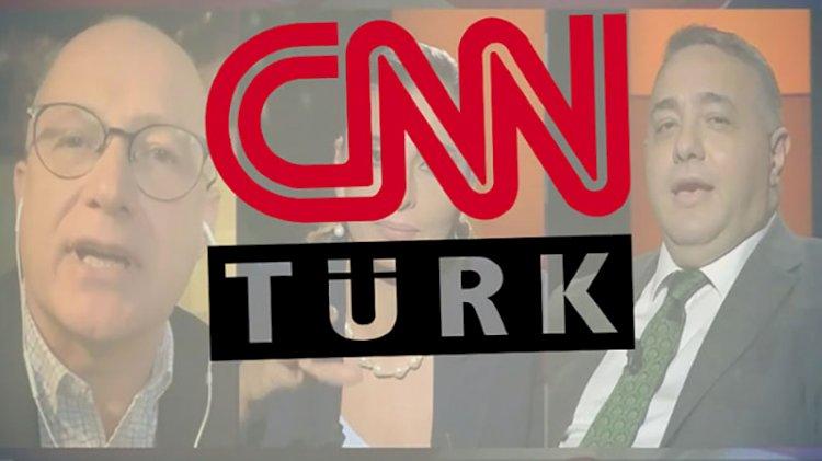 Canlı yayında 'aptalsın' demişti... CNN Türk'ten Razi Canikligil açıklaması