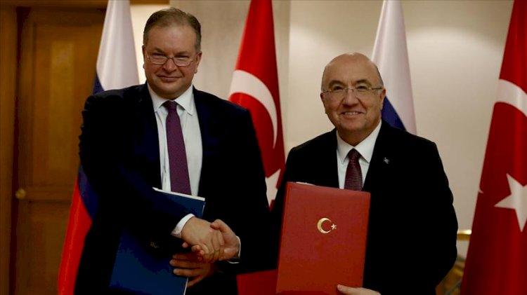 Türkiye ile Rusya arasında önemli anlaşma