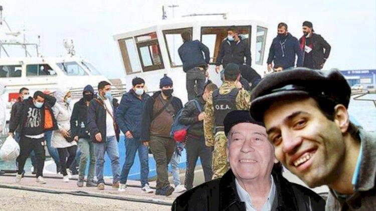 Yunanistan'da FETÖ komedisi... Sahte kimlikte ünlü komedyenin ismini kullanmışlar