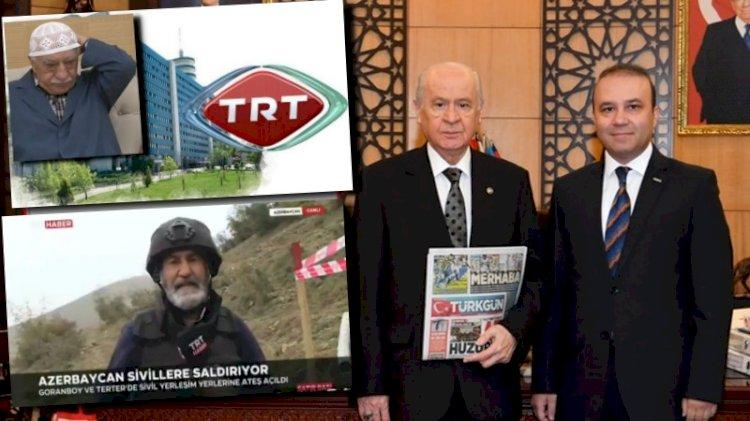 Bahçeli'nin danışmanından çok sert TRT yazısı: TRT hücrelerine yerleşmiş birileri...
