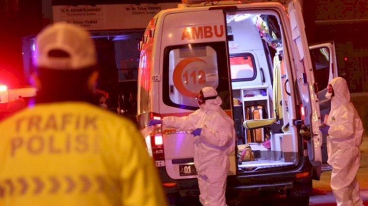Koronavirüslü hastalar hastaneden kaçtı