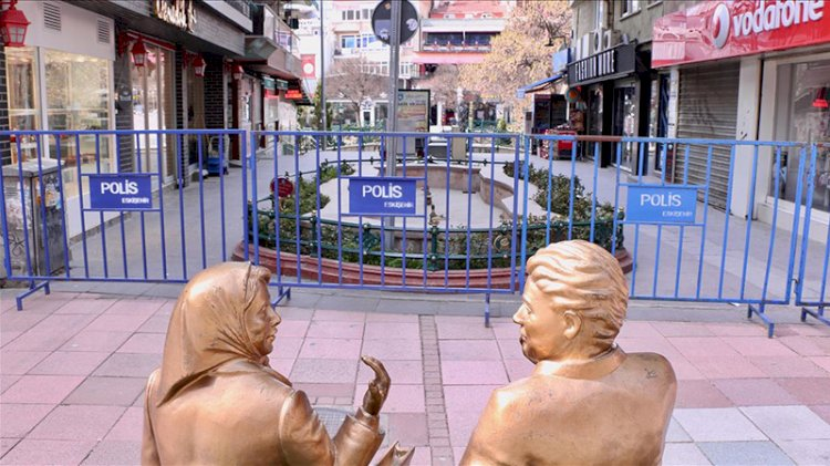 Eskişehir'de 65 yaş ve üzerine sokağa çıkma kısıtlaması