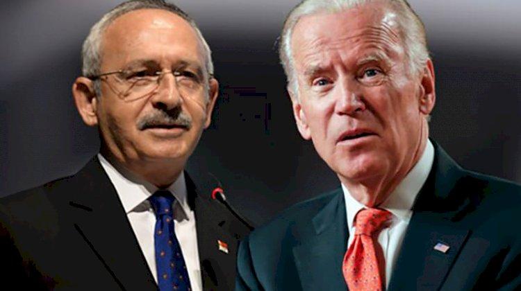 Kılıçdaroğlu, Joe Biden'ı kutladı