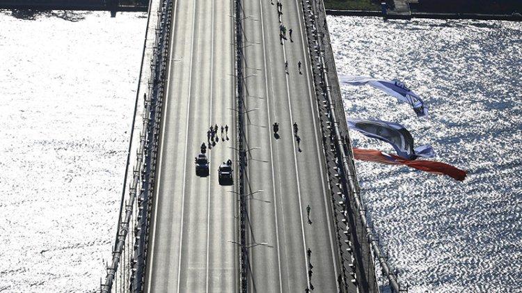42. İstanbul Maratonu'nu kazanan sporcular belli oldu