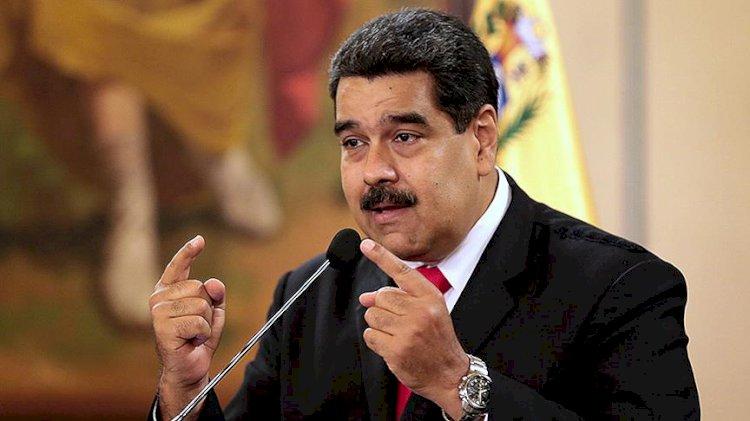 Maduro'dan 'görevi bırakacağım' açıklaması