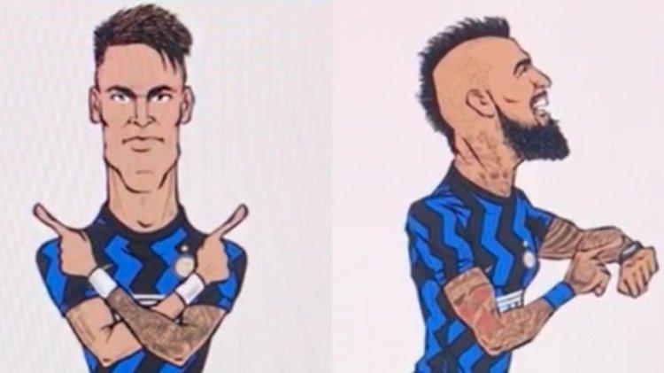 Inter'in tişörtlerine 'Türk' imzası