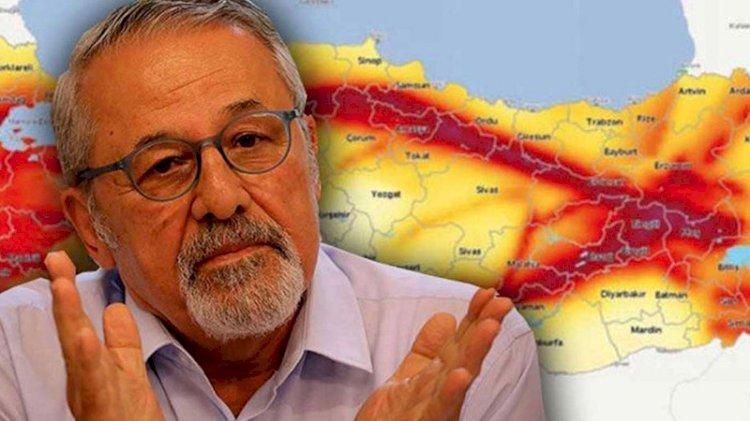 Prof. Dr. Naci Görür'den Bingöl'deki deprem sonrası uyarı