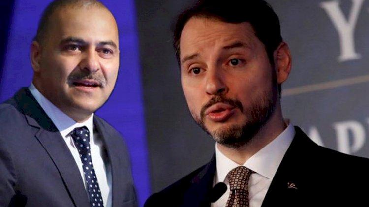 Bakan yardımcısı Sayan, Albayrak'ın istifasını doğruladı