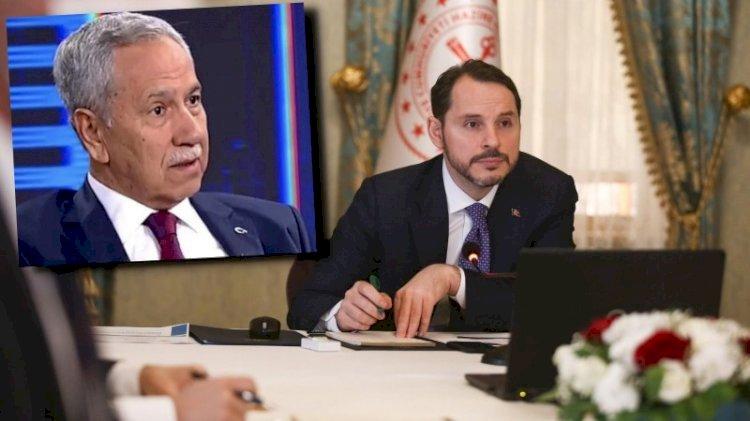 Albayrak'ın istifası Arınç'ın açıklamasının hemen ardından geldi
