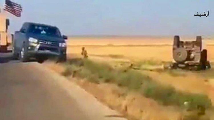 Suriye'de ABD askerlerine şok! 4 ölü