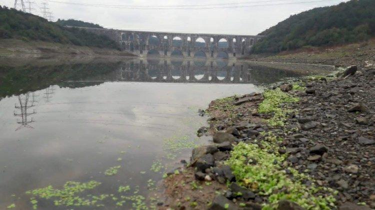 Kimyasal atıklar İstanbul'un şebeke suyunun karşılandığı baraja mı dökülüyor?