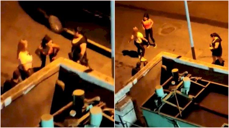 Mahalleliyi isyan ettiren görüntüler: Dans, halay, fuhuş...