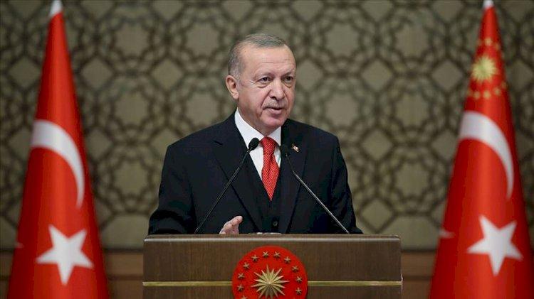 Erdoğan'dan 'pişmanlık yaşatmayacağız' mesajı