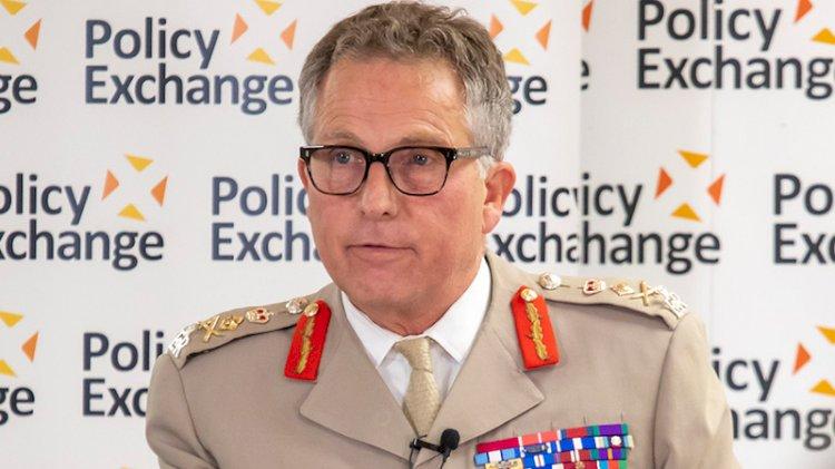 İngiltere Genelkurmay Başkan: 3. Dünya savaşı çıkabilir